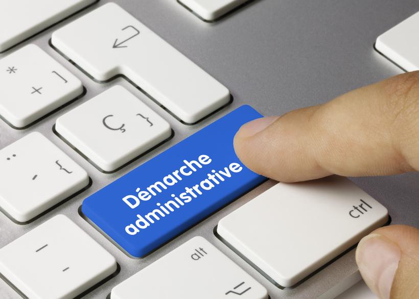 Dmarche administrative